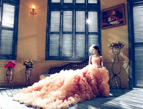 How to make the perfect wedding clothing catalogue