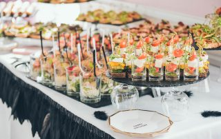 Corporate caterers in Sydney